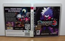 DISGAEA 3 ABSENCE OF JUSTICE - PS3 - PlayStation 3 - PAL - Italiano - Usato