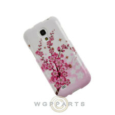 Samsung Galaxy S4 Mini Shield Spring Flowers Cover Guard Shield Protection