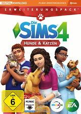 Die SIMS 4 - Hunde und Katzen/Cats and Dogs -EA Origin PC code/key international