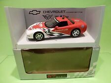 UT MODELS UT0597 CHEVROLET CORVETTE SAFETY CAR LE MANS 1999 - RED 1:18 -  IN BOX