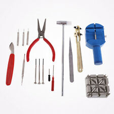 16Pcs High Quality Professional Horologe Watch Repair Tools Kit Wristwatch Tool