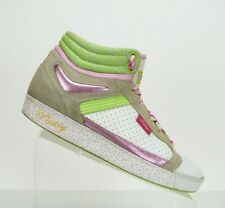PASTRY Women's Size10 Multi color Leather High top Shoes Sneakers Run Athletics.