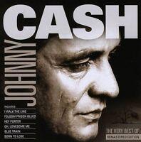 JOHNNY CASH - THE VERY BEST OF JOHNNY CASH  CD NEU