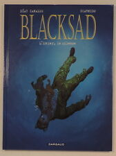 Blacksad 4 Enfer le silence Guarnido Canales Dargaud EO