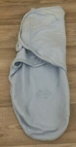 2 x Baby Boys Summer Swaddleme Wraps Size 0-4 Months