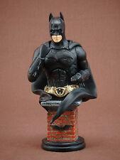 Christian Bale As Batman Bust - Dc Direct Batman Begins Movie Statue