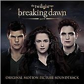 Twilight Saga (Breaking Dawn Part 2) Original Soundtrack OST CD Feist,St Vincent