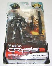 Rare Crysis 2 ALCATRAZ Nanosuit 2.0 Action Figure NIB