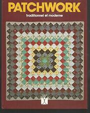 Patchwork.Traditionnel y moderne.Fleurus C004