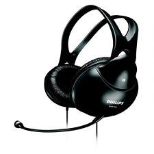 PHILIPS SHM-1900 Full Size Stereo Headset Hair Band Type For Desktops & Laptops
