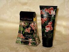 """Ellen Tracy """"Courageous"""" Women's Eau de Parfum Spray and Body Lotion. New."""