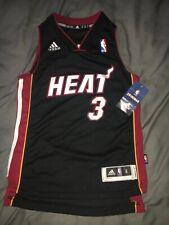 Miami Heat Wade baloncesto de la NBA Swingman Jersey jóvenes pequeño