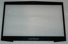 BRAND NEW DELL ALIENWARE M17X R3 R4 FRONT LCD BEZEL / GLASS BLACK