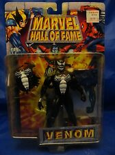 Spiderman Foe Venom X-Men Marvel Hall Of Fame Action Figure MOC ToyBiz 90s