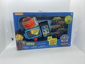Nickelodeon Paw Patrol Mission Paw Animated  Pup Pad Toy Brand New box ware