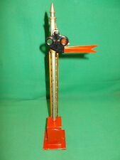 Lionel Standard Gauge #080 SEMAPHORE SIGNAL Electrically Operated Circa 1926-42