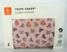 Coussin de siège et de dossier Tripp trapp Classique Stokke - Réf : 100364 Rose