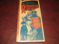 ROOTS N BLUES  THE RETROSPECTIVE  1925-1950 - FOUR CASSETTES 4 HOURS OF MUSIC