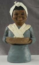 Mib All Gods Children Aunt Sarah Cast Resin Black Americana Mammy Figurine 1440