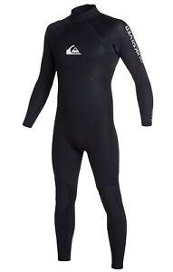 Combinaison Quiksilver surf syncro 5:4:3 noir en parfaite état