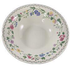 New listing Farberware English Garden Serving Bowl 9 Inch