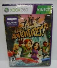 XBOX 360 Kinect Adventures Video Game New