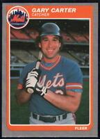 1985 Fleer Update Baseball - Pick A Player