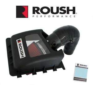 2019-2020 Ranger Roush 422173 Cold Air Kit & Calibration Tune Performance Pac