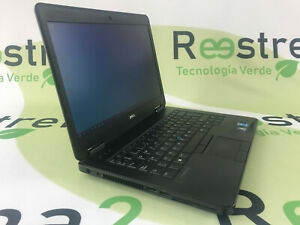 Portátil Dell Latitude e5440 i7-4460U 2.1 Ghz 12 Gb 256 Gb SSD Nvidia GeGorce