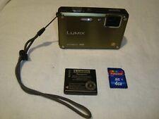 Panasonic Lumix 12MP Shock & Waterproof Digital Camera AVCHD Lite 28mm Wide