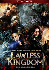 Lawless Kingdom (DVD, 2015)