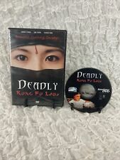 Deadly Kung Fu Lady (DVD, 2004) Jenny Chen, Lee Chin, Chan Tam