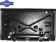 68-79 Chevrolet (see list) BOP Rear License Plate Bracket Holder Fuel Gas Door