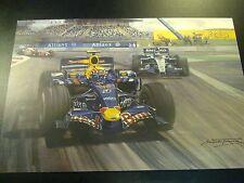2007 European GP, Nürburgring, Red Bull Racing Webber, door Michael Turner
