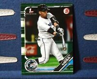 2019 Bowman Prospects BP-5 Victor Victor Mesa Camo Parallel SP Marlins