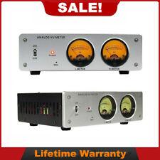 Jp 45mic Analog Vu Meter Display Alloy Panel Backlight Voice Control Wiring Free