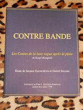 REVUE CONTRE BANDE,hs 1998 - Les contes de la lune vague après la pluie