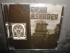 TORN ASUNDER IN PAIN OF REMEMBRANCE CD DEATH METAL LIFELESS RECORDS 1998 NEW