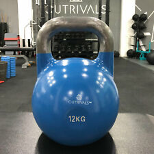 NEW 12kg KETTLEBELLS Competition Style Iron Cast KETTLEBELL Home Gym Crossfit