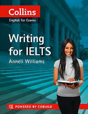 Collins Writing for IELTS By Anneli Williams Paperback Free Shipping
