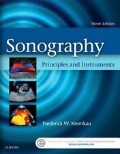 Sonography Principles and Instruments by Frederick W. Kremkau (2015, Hardcover)