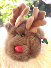 Lot of 12 Swibco Puffkins Mooseltoe Moose with tags