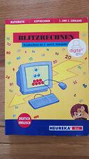Blitzrechnen Kopfrechnen Software 1./2. SJ Klett Zahlenbuch
