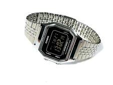 Reloj pulsera CASIO Illuminator 3284 LA680W Quartz Original funciona