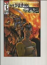 J. MICHAEL STRACZYNSKI'S 'RISING STARS' COMIC BOOK #4