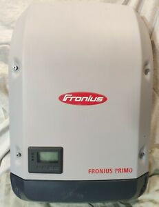 FRONIUS PRIMO 7.6-1 NON-ISOLATED STRING INVERTER 7600W 240/208 VAC - Needs Card