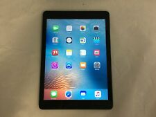 Apple iPad Air 1st Generation 32GB Space Gray WiFi Good Condition