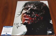 Bill Paxton Signed 11x14 Near Dark Aliens Titanic Apollo 13 BAS Beckett