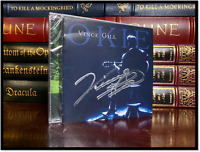 Okie ✎SIGNED♫ by VINCE GILL Brand New CD w/ Autographed Booklet Cover