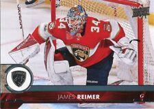 17/18 UPPER DECK BASE #331 JAMES REIMER PANTHERS